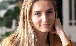 Ludivine Romary, créatrice du bracelet connect MyEli.