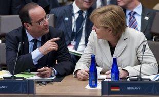 """Jean-François Copé, numéro un de l'UMP, a assuré mercredi que """"le premier passif"""" du premier mois de présidence Hollande était """"la dégradation"""" des relations franco-allemandes, qu'il impute au chef de l'Etat français."""