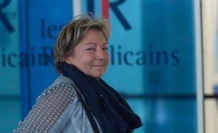 Natacha Bouchart est maire de Calais depuis 2008.