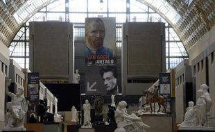 Exposition Van Gogh au musée d'Orsay le 10 mars 2014