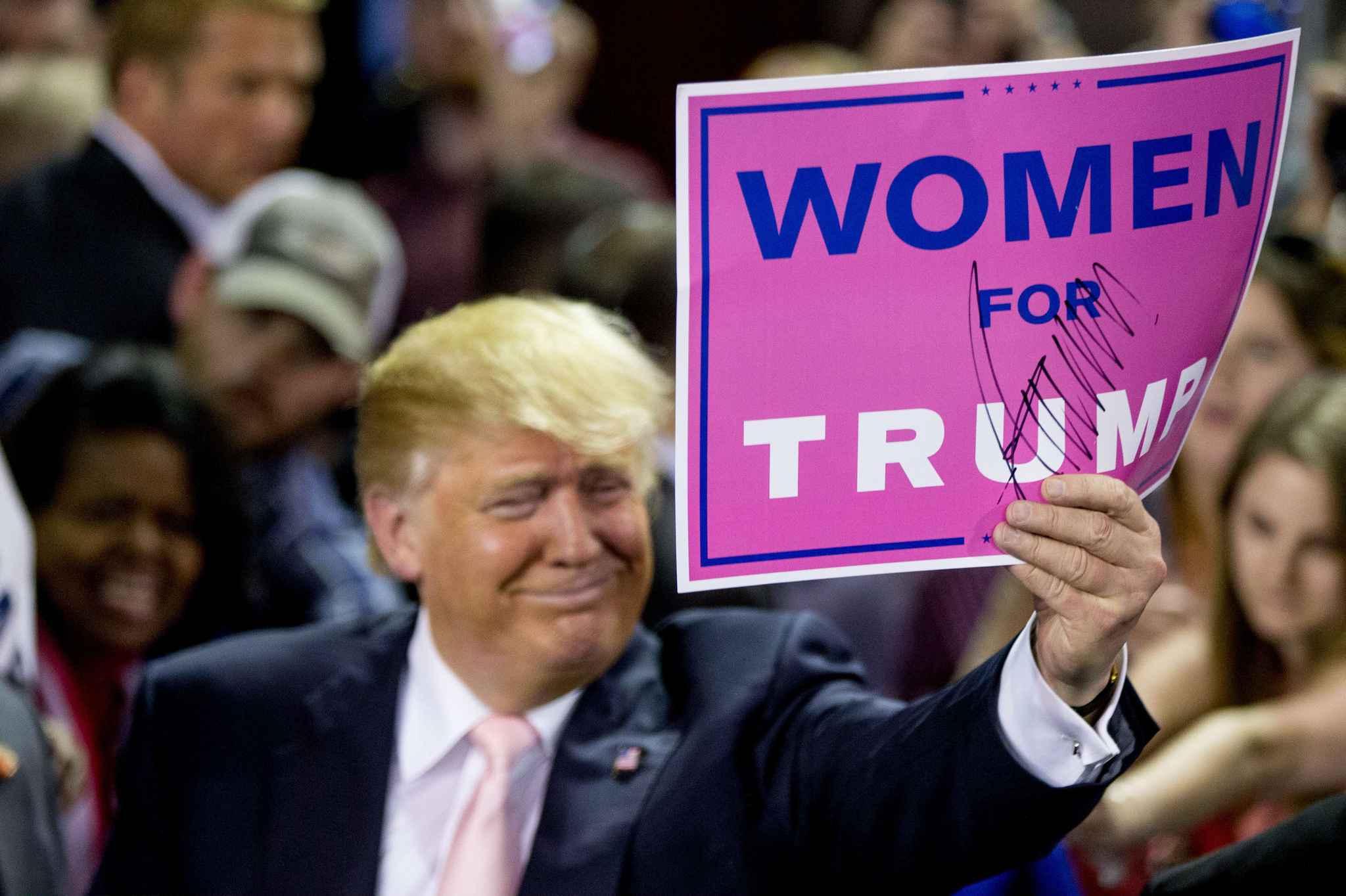 """Résultat de recherche d'images pour """"donald trump irrespect femme"""""""