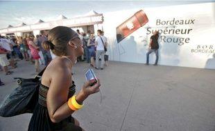Durant la fête du vin, 50 000 pass se sont vendus et 600 000 dégustations ont été faites.
