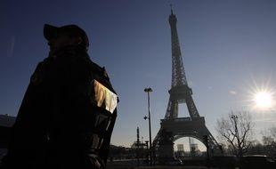 Un policier à Paris, illustration