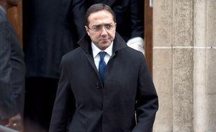Faouzi Lamdaoui le 9 mai 2012 à Paris.