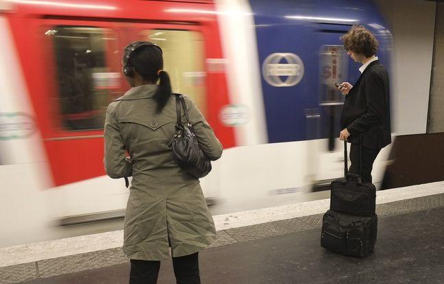 Yvelines: Le «Train Paris Musées» et ses reproductions de tableaux sur la ligne du RER C