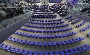 Le Parlement fédéral allemand, visé par des cyberattaques en 2015.