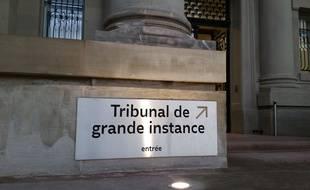 Le tribunal de Strasbourg (illustration).