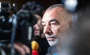 Frédéric Doyez, l'avocat de Bernard Preynat a été pris de court par les révélations de son client avouant qu'il avait été lui-même abusé sexuellement dans sa jeunesse.