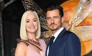 Les futurs parents Katy Perry et Orlando Bloom