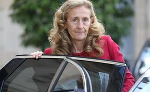 Nicole Belloubet est ministre de la Justice depuis juin 2017.