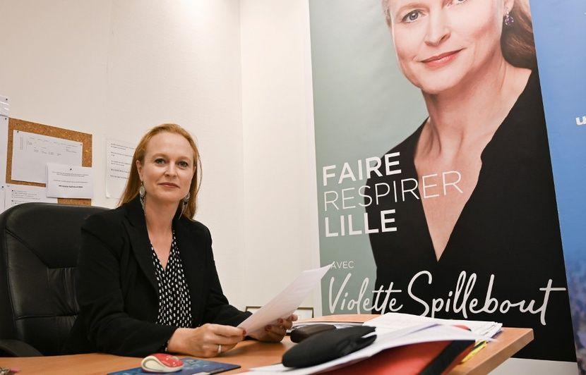 Municipales 2020 à Lille: Investie par LREM, Violette Spillebout assure ne pas être une candidate « macroniste » (avant de rétropédaler)