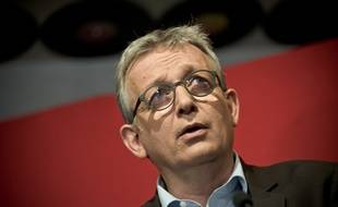 Pierre Laurent, secrétaire national du Parti communiste,