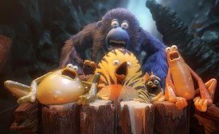 Le film Les As de la Jungle, réalisé par la société TAT Productions sort le 26 juillet dans 400 salles françaises.