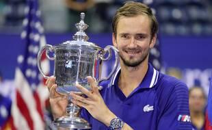 Daniil Medvedev a remporté son premier tournoi du Grand Chelem à New-York.