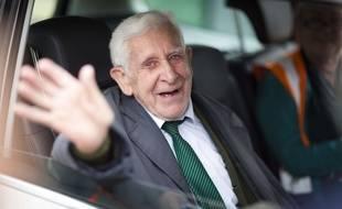 Bernard Jordan, le vétéran fugueur a célébré ses 90 ans.