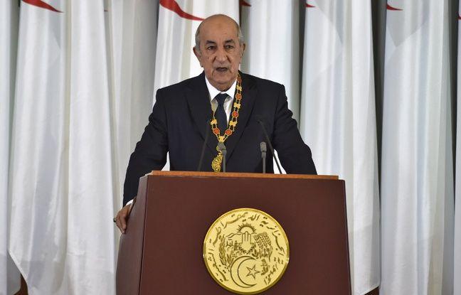 Algérie: Le nouveau président Abdelmadjid Tebboune a prêté serment et entre en fonction