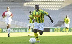 Malgré de nombreuses occasions, l'attaquant du FC Nantes, âgé de 34 ans, n'a toujours pas ouvert son compteur but.