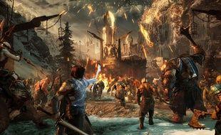 «Shadow of War», un jeu dans l'univers de Tolkien, donnera tout son potentiel en 4K