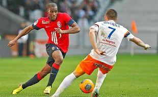 Depuis la reprise, Djibril Sidibé a été titulaire à onze reprise sur les douze matchs joués par le Losc en 2014.
