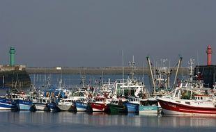 Ils ont volé le bateau dans le port de Boulogne-sur-Mer (illustration).