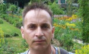 Bruno-Pascal Chevallier, malade du sida, est en grève de soins pour protester contre les franchises médicales