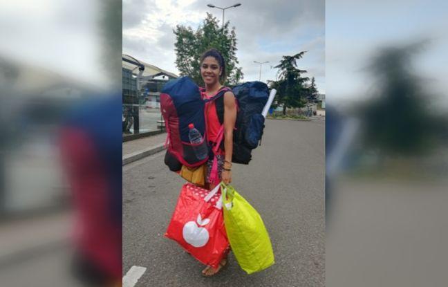 Toulouse: Avez-vous vu les sacs volés de Julie (avec toute sa vie dedans)?