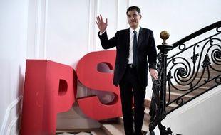 Olivier Faure dit au revoir aux militants partis chez Hamon