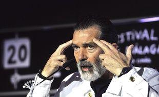 Antonio Banderas à Malaga