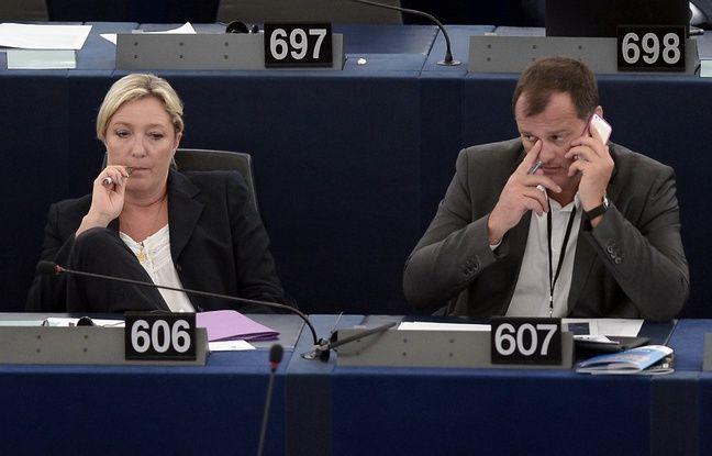 Rassemblement national: Marine Le Pen et Louis Aliot se sont séparés