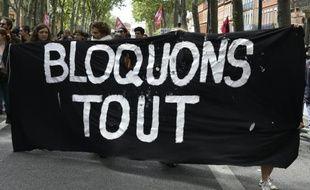 """L'opération """"Bloquons tout"""" a démarré aux aurores. Archives."""