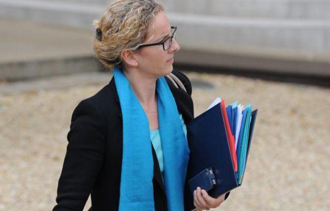 Delphine Batho, ministre de l'Ecologie, le 11 juillet 2012.