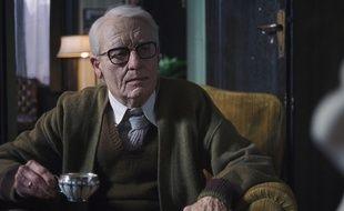 Au générique de «Suspiria», réalisé par Luca Guadagnino, c'est un certain Lutz Ebersdorf qui est crédité dans le rôle du docteur Klemperer.
