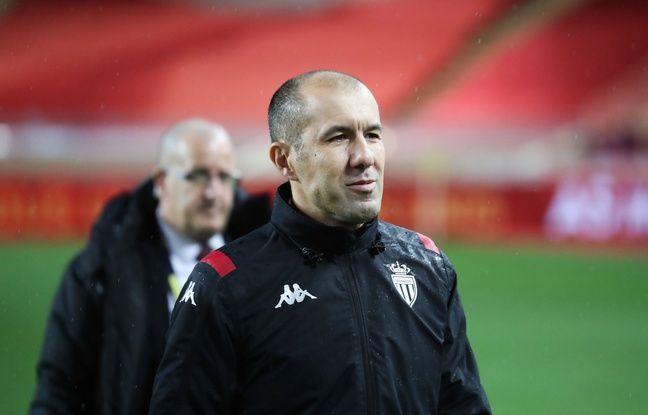 Le coach portugais Leonardo Jardim.