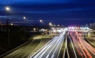 L'autoroute A7 passe au coeur de Lyon. (illustration)