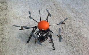 Le drone Scan-Copter intéresse l'armée, la sécurité civile, et les industriels