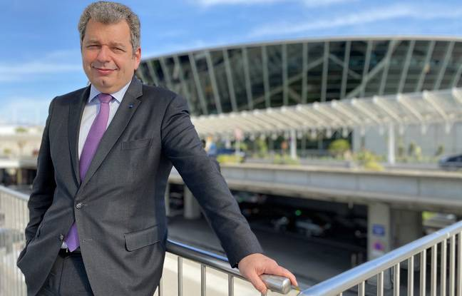 648x415 franck goldnadel nouveau president aeroports cote azur mardi 20 octobre 2020 aeroport nice