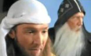 Le prophète Mahomet est ridiculisé.