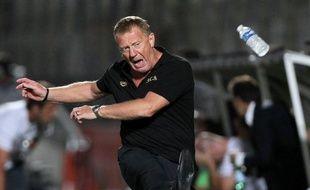 """L'AC Ajaccio a décidé lundi de se séparer de son entraîneur Alex Dupont, engagé l'été dernier, en évoquant """"une nette rupture"""" entre le technicien et ses joueurs."""