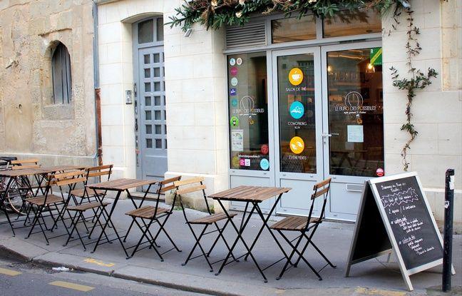 Le Buro des Possibles, quartier Saint-Michel à Bordeaux.