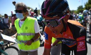 Egan Bernal a remporté la Route d'Occitanie 2020, une édition marquée par des règles sanitaires inédites.