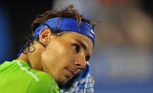 L'Espagnol Rafael Nadal, tête de série N.2, s'est qualifié pour les demi-finales de l'Open d'Australie, en battant le Tchèque Tomas Berdych (N.7) en quatre sets 6-7 (5/7), 7-6 (8/6), 6-4, 6-3, mardi à Melbourne.