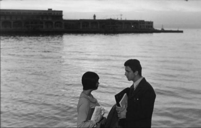 Plan sur Claudia Cardinale et Anthony Franciosa, héros du film