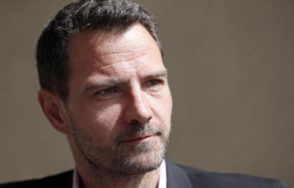 L'ex-trader Jérôme Kerviel à la Cour d'appel de Versailles, le 15 avril 2015 – Thomas Samson AFP