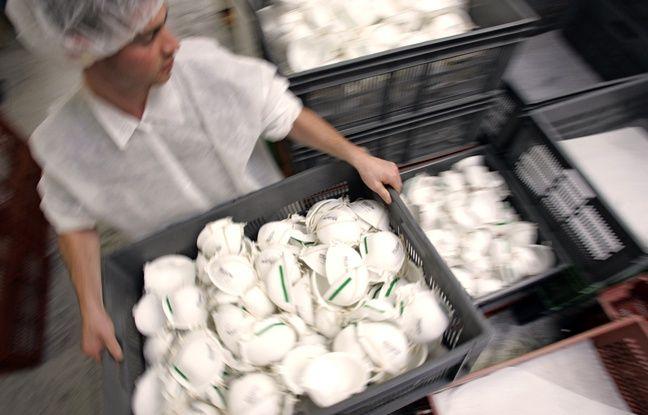 Coronavirus en Bretagne: «Sacrifiée» en 2018, l'usine de fabrication de masques peut-elle ressusciter?