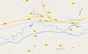 Un corps sans vie a été repêché dans le canal de la Marne au Rhin à Hochfelden (Bas-Rhin, Alsace).
