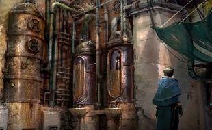 Disney a dévoilé les premières images de Star Wars Land
