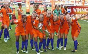 Les Pays-Bas avaient remporté à domicile l'Euro 2017.