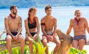 Les quatre rouges restant pour l'épisode 6.