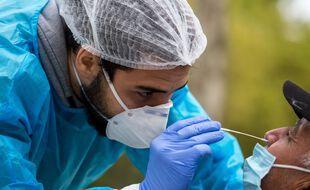 Coronavirus: un test PCR