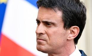 Le Premier ministre français Manuel Valls lors d'une conférence de presse à Paris, le 30 juin 2016